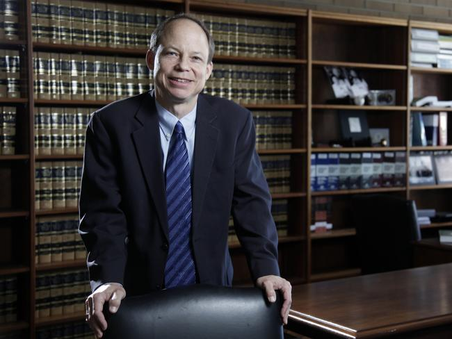 'Get him out of there': The petition against Judge Aaron Persky has been signed by almost 30,000 people. Picture: Jason Doiy/The Recorder via AP