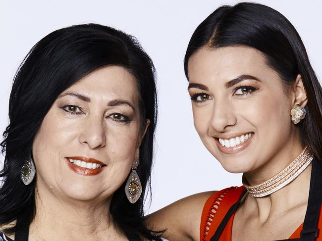 Valerie, Courtney into MKR final