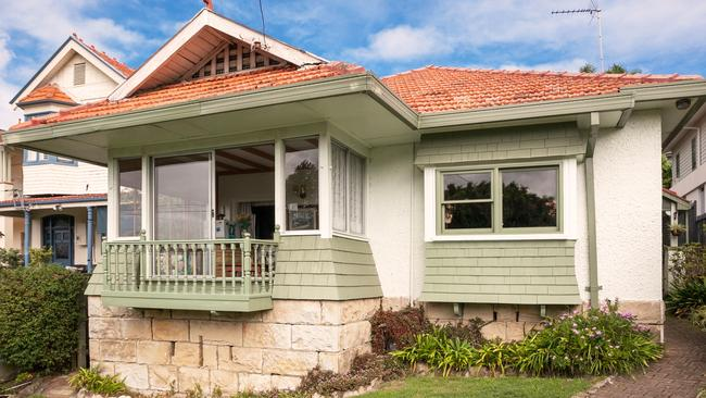 Strong demand in Manly saw this home at Kangaroo St sell for $327,000 over its reserve.