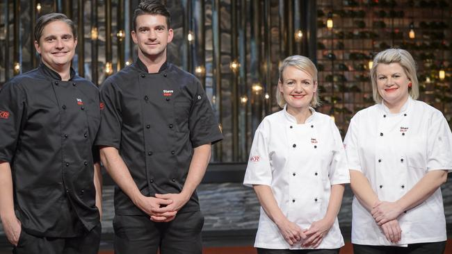 Mkr my kitchen rules winners are will stewart and steve flood for Y kitchen rules season 5