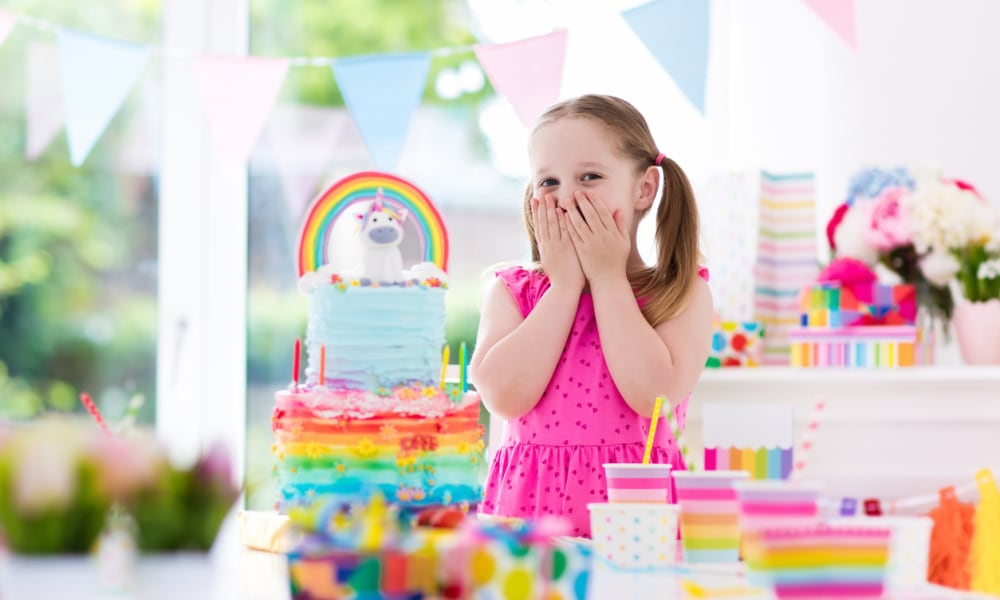 Kids' birthday parties: parents are treating them like weddings