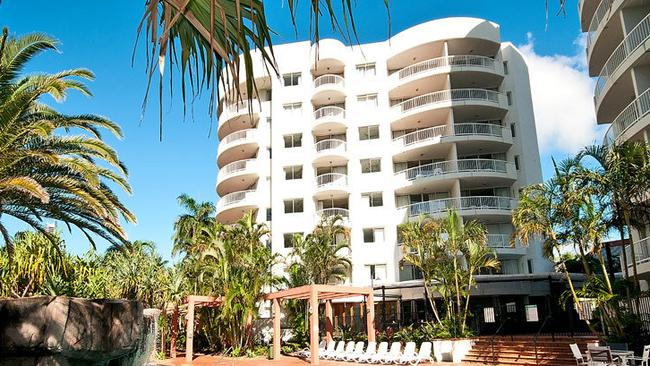 An investment unit at Ferny Ave, Surfers Paradise comes with a $59,000 price tag, it must be used for holiday letting. Picture: realestate.com.au