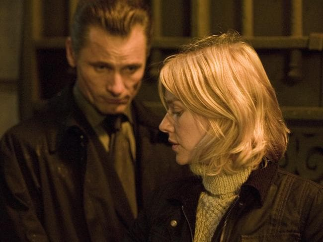 Viggo Mortensen starred alongside and Naomi Watts in Eastern Promises.