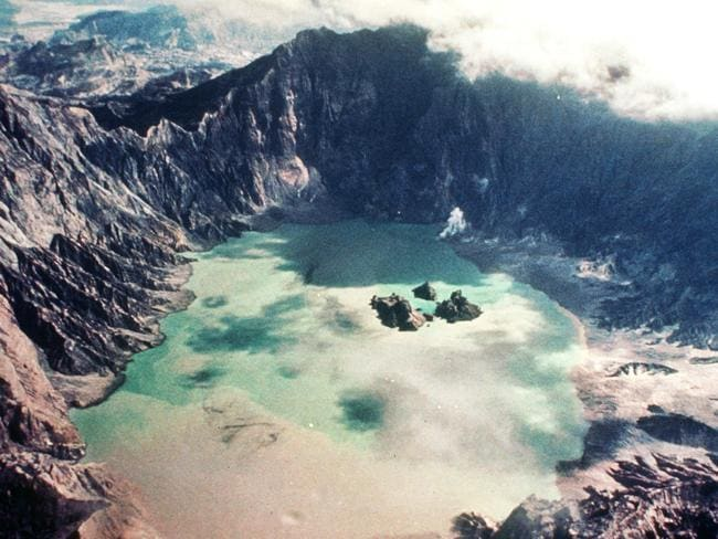 The 1991 Mount Pinatubo explosion caused deaths, widespread damage and led to the closure of two US bases in Asia.