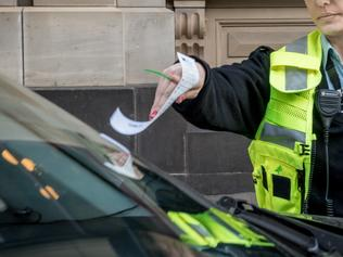 Assaults on parking officers double
