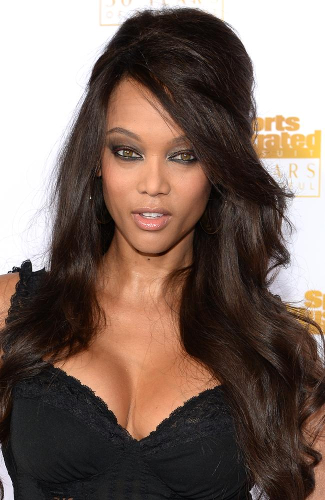 Tyra Banks has shared her terrifying vision of the future. Picture: Dimitrios Kambouris/Getty Images