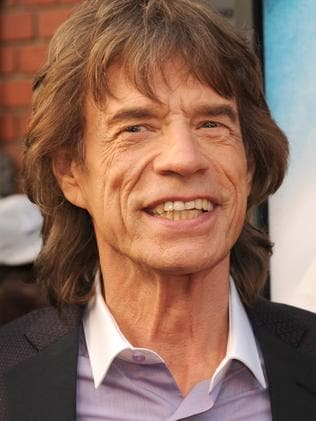 Mick Jagger attends the world premiere of 'Get On Up'.
