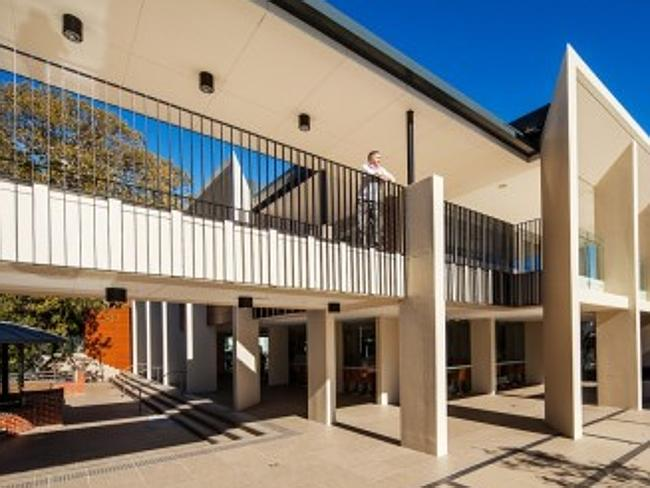 Private Schools new building works. Sceggs. Picture: Supplied