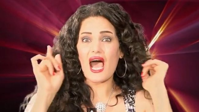Sama Elmasry's music video You Obama, Your Father, Mother is... unusual.