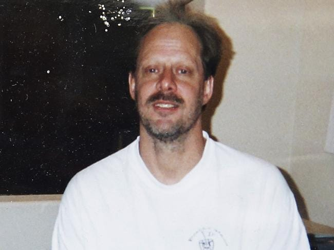 Las Vegas gunman Stephen Paddock whose motive has not been determined yet. Picture: AP