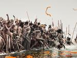 Vanishing & Emerging Cultures - Winner, Best Single image in a portfolio. Kumbh Mela, one of the world's biggest religious gatherings, Allahabad, India. Picture: Roberto Nistri, Italy / tpoty.com