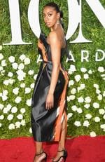 Condola Rashad attends the 2017 Tony Awards at Radio City Music Hall on June 11, 2017 in New York City. Picture: Dimitrios Kambouris/Getty Images for Tony Awards Productions
