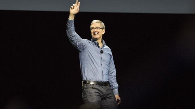 Apple CEO Tim Cook recently had a publicised battle.