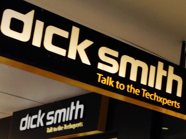 Dick Smith boardroom tension: chair