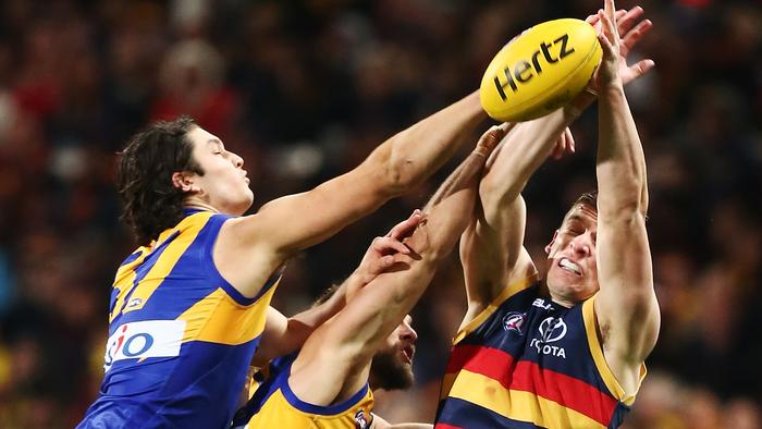 AFL Rd 23 - Adelaide v West Coast