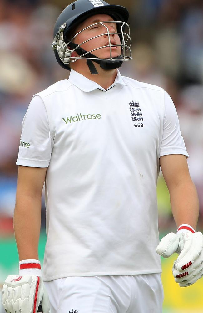 Gary Ballance wasted a great opportunity.