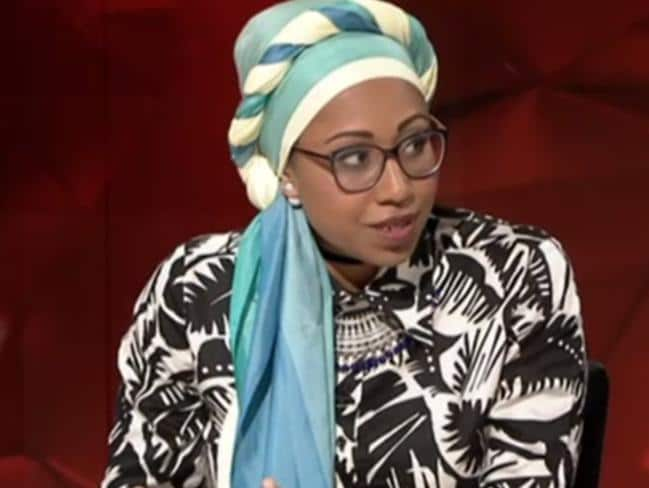 ABC identity Yassmin Abdel-Magied said Islam was the 'most feminist religion' on Q & A. Picture: ABC
