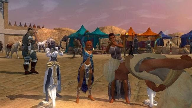 Everquest II Picture: Supplied