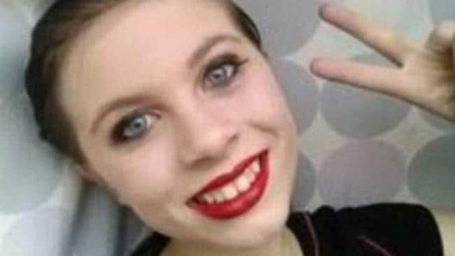 Girl live-streams her own suicide : police powerless to stop viral video