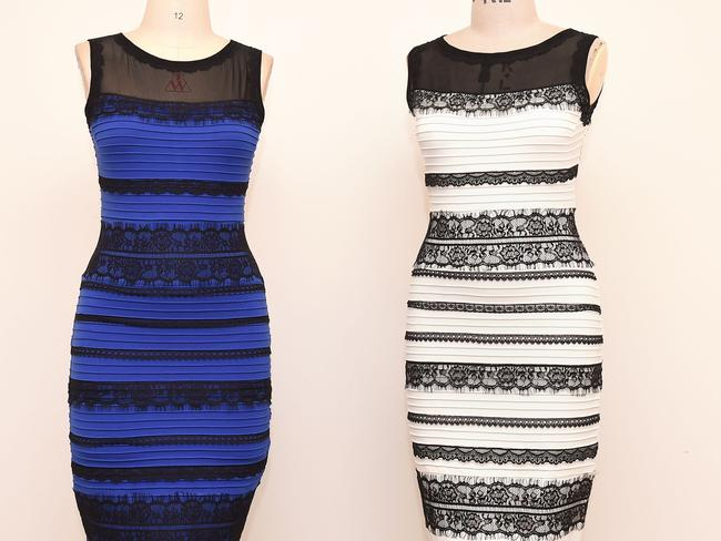 Blue black dress domestic violence