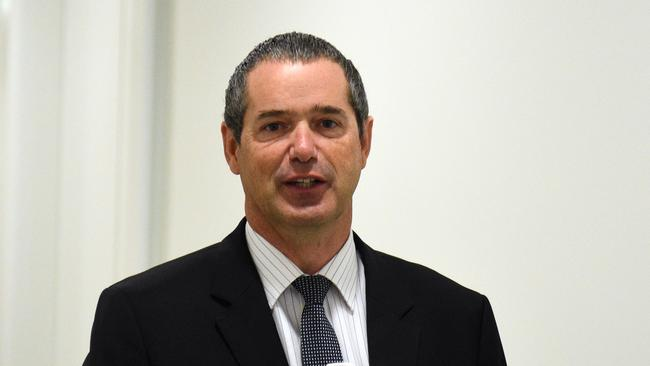 Shadow Minister for Defence Stephen Conroy. Picture: AAP/Mick Tsikas