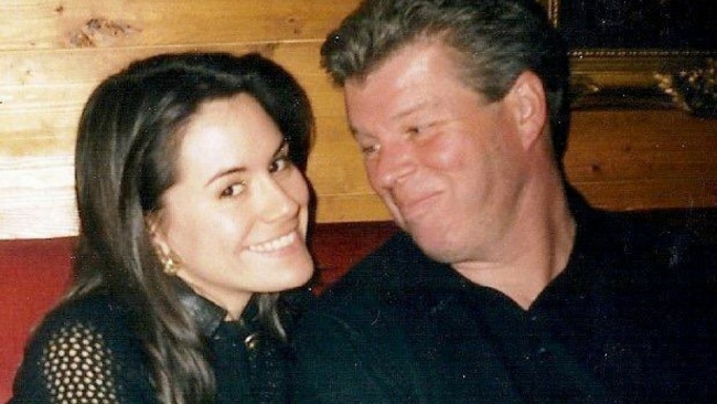 Gweneth thought she'd spend the rest of her life with Robert. Photo: Supplied