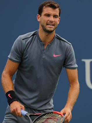 Grigor Dimitrov is at an age where he should be winning rather than just competing.