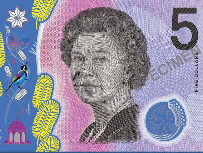 'Why I love the new $5 note'