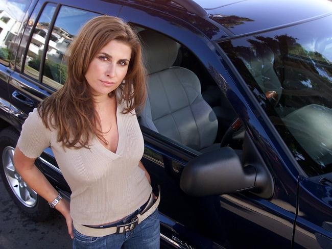 Jodhi Meares has an appalling driving record / Picture: Justin Lloyd