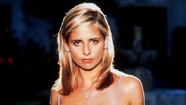 Why wouldn't I want to watch Sarah Michelle Gellar playing Buffy The Vampire Slayer.