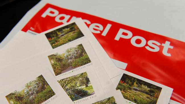 Australia Post hopes to salvage itself after the letter business goes. Picture: AAP/Joe Castro