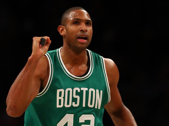 Horford will be back in action for the Celtics soon.
