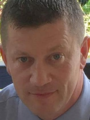 PC Keith Palmer who was killed during the terrorist attack. Picture: PA