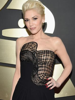 No doubt about her fashion sense ... Gwen Stefani. Picture: Larry Busacca/Getty Images for NARAS