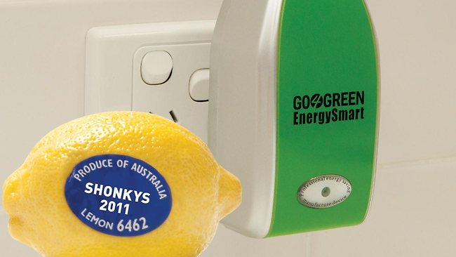 The Go4Green EnergySmart. Picture: Courtesy of Choice