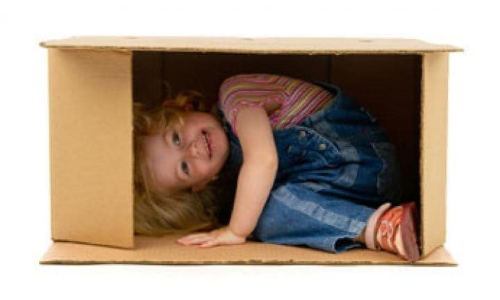 Build a play box car