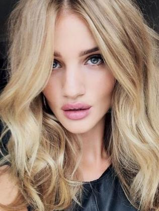 Rosie Huntington-Whitely is doing it.