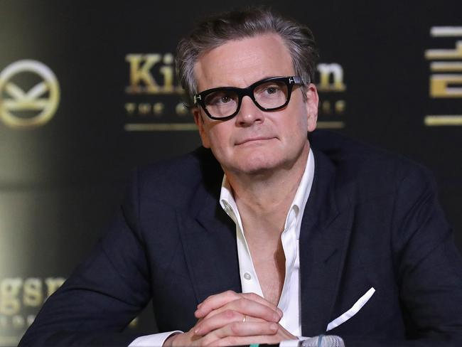 "Colin Firth said there is ""not one positive"" thing about Brexit. Picture: Han Myung-Gu/Getty Images"