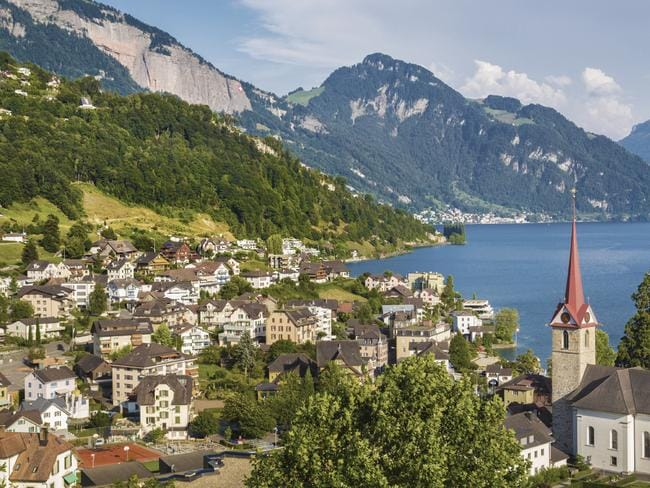 Why Switzerland makes the rich richer