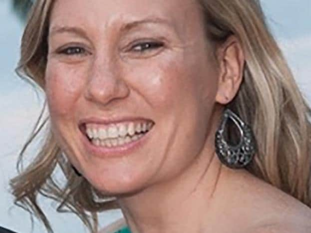 EMBARGOED 20NOV17 Justine Damond Ruszczyk and her fiance Don Damond lived together for two years before her death. Picture: Supplied