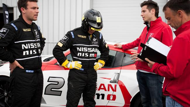 V8 Supercar driver and Australian mentor gives the hard news that Rivera is heading home.