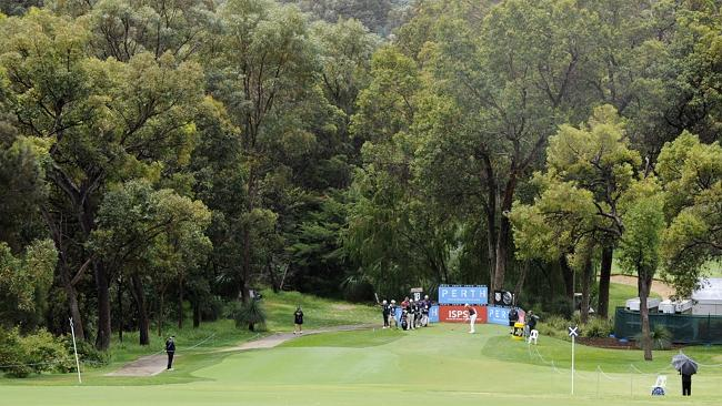 Lake Karrinyup has played host to the Perth International.