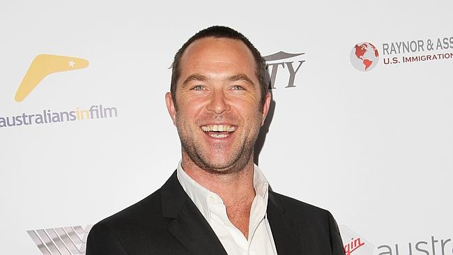 Filming delayed ... Melbourne actor Sullivan Stapleton has been seriously injured in Bangkok.