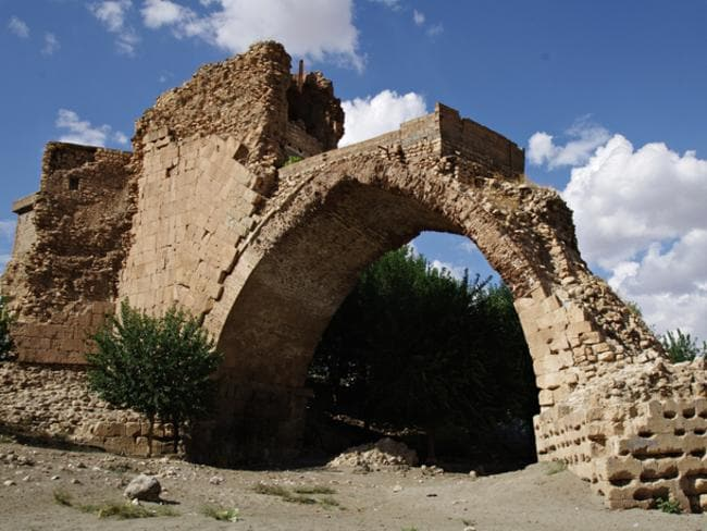 Turkish officials promise the historic edifices will be preserved and moved but local residents are sceptical.