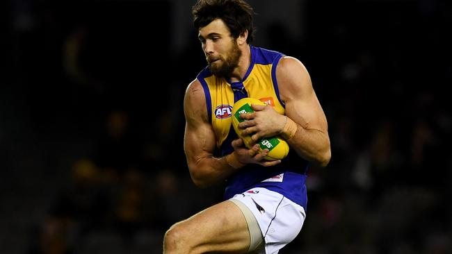 Eagle Josh Kennedy is among seven players invited from West Coast. Picture: AAP Image/Tracey Nearmy