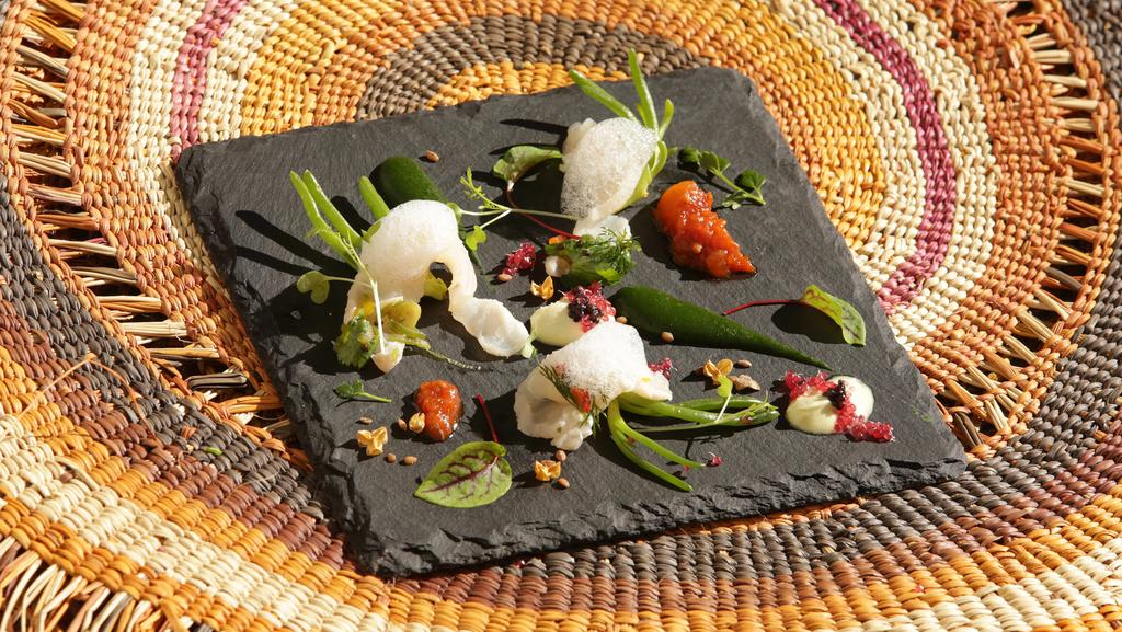 How aussie chefs are making indigenous food cool daily for Australian fusion cuisine