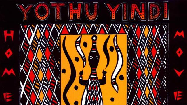 Yothu Yindi?s Homeland Movement