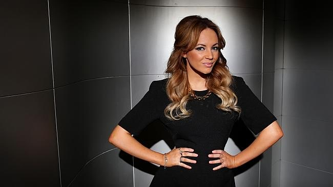 Musician Samantha Jade has scored one of the coveted performance slots at the ARIAs. Picture Cameron Richardson