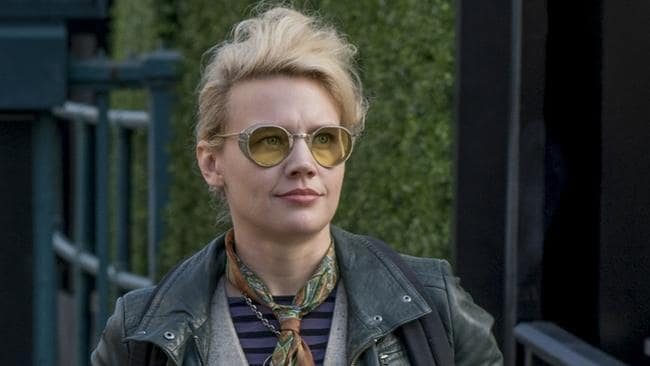 Kate McKinnon's Jillian is the proton wrangler of the new team. Picture: Sony Pictures