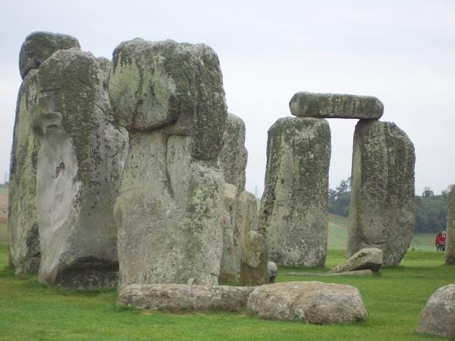 Stonehenge in the UK.
